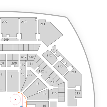 Barclays center seating chart map seatgeek
