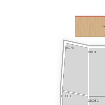 Ub Center For The Arts Drama Seating Chart Ncaa Football Map Seatgeek