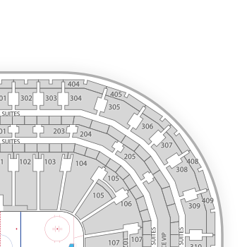 tennessee interactive seating chart: Bell centre seating chart seatgeek