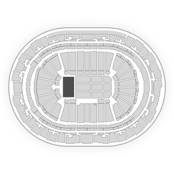Pnc Arena Seating Chart Concert Map Seatgeek
