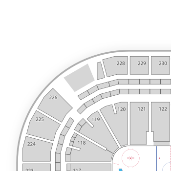 Gila river arena seating chart interactive seat map seatgeek interactive seating charts publicscrutiny Image collections