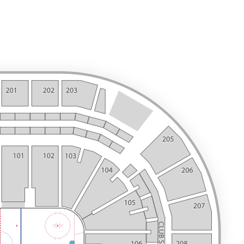 Gila river arena seating chart interactive seat map seatgeek publicscrutiny Image collections
