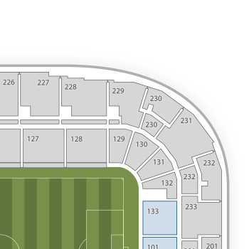 Red bull arena seating chart map seatgeek
