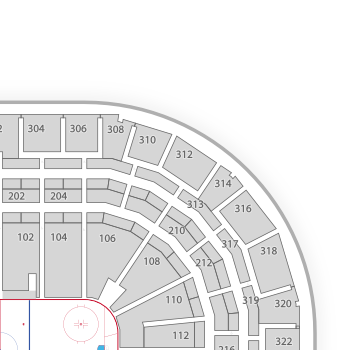 Colorado avalanche seating chart map seatgeek
