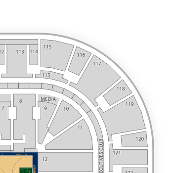 Germain arena seating chart seatgeek