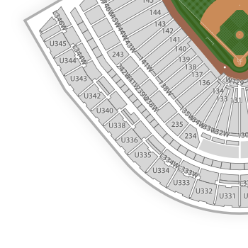 Colorado rockies seating chart map seatgeek