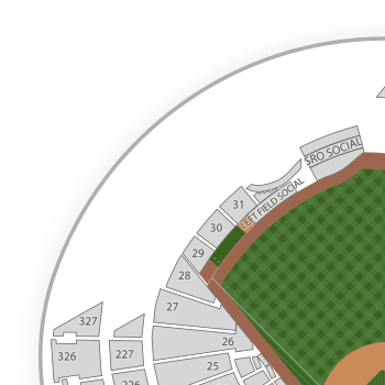 Marlins park seating chart interactive seat map seatgeek interactive seating charts publicscrutiny Image collections