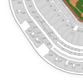 Diagram of marlins park circuit connection diagram marlins park seating chart map seatgeek rh seatgeek com marlin model 92 parts diagram marlin model ccuart Gallery