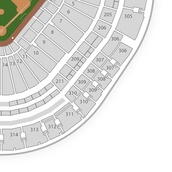 19 Lovely Centurylink Field Seating Chart Rows