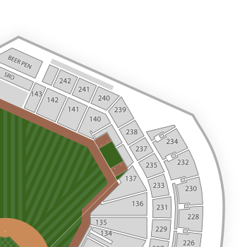 nationals park seating chart - Olala.propx.co