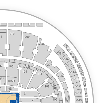 Madison square garden suite seating chart for Madison square garden interactive seating chart