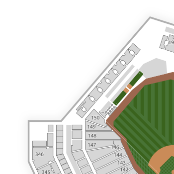 Safeco Field Seating Chart Interactive Seat Map SeatGeek - Safeco field interactive seating chart