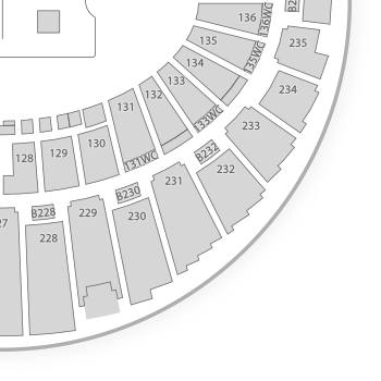 The Forum Seating Chart Boxing