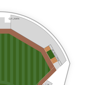 Peoria sports complex seating chart interactive seat map seatgeek