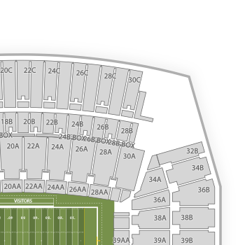Ohio stadium seating chart seatgeek