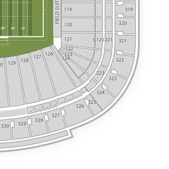 Sanford Stadium Seating Chart | SeatGeek