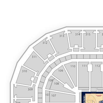 Washington Wizards Seating Chart