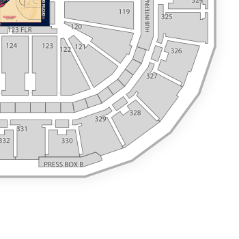 Nokia theater Seating Chart