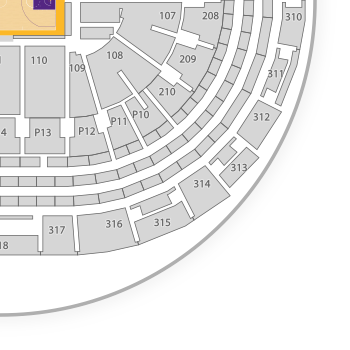 los angeles lakers interactive seating chart: Staples center seating chart seatgeek