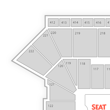 Galen Center Seating Charts Find Tickets