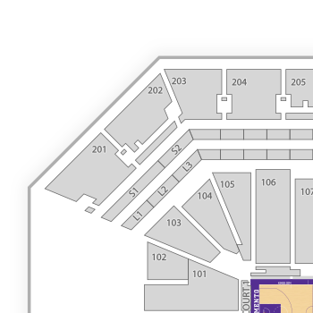 Golden 1 center seating chart interactive seat map seatgeek interactive seating charts publicscrutiny Image collections