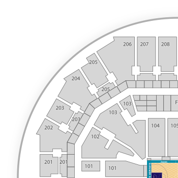 wisepies arena seating chart