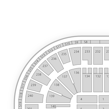 US Bank Arena Seating Chart Classical Interactive Map SeatGeek - Us bank arena seat map