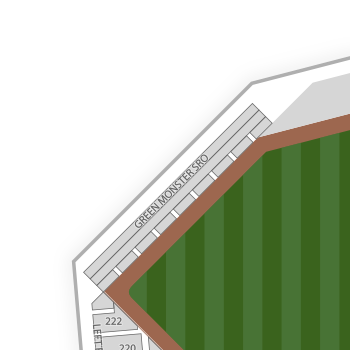 Jetblue park seating chart interactive seat map seatgeek interactive seating charts publicscrutiny Image collections