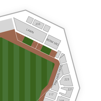 Jetblue park seating chart interactive seat map seatgeek publicscrutiny Image collections