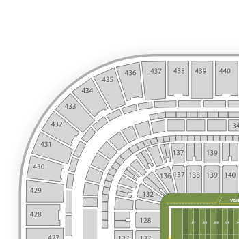 The dome at americas center seating chart interactive seat map interactive seating charts publicscrutiny Image collections