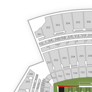 Papa john s cardinal stadium seating chart interactive seat map