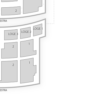Louisville palace seating chart comedy map seatgeek