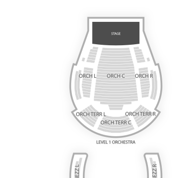 winspear seating chart: Winspear opera house seating chart interactive seat map seatgeek