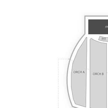 Arlene Schnitzer Concert Hall Seating Chart SeatGeek - Arlene schnitzer concert hall seating chart