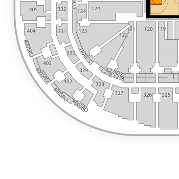 American Airlines Arena Seating Chart Interactive Seat Map - American airlines arena seat map