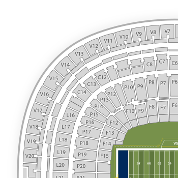 19 New Qualcomm Concert Seating Chart