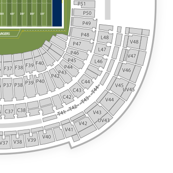 Bengals Stadium Seating Chart