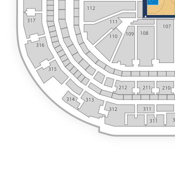 American Airlines Center Seating Chart Interactive Seat Map - American airlines arena seat map