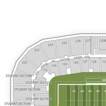 dc united interactive seating chart: Spectrum stadium seating chart interactive seat map seatgeek