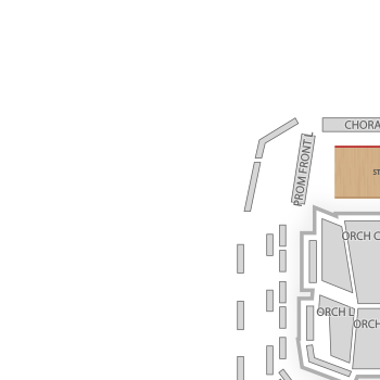 Amp by strathmore seating chart seatgeek
