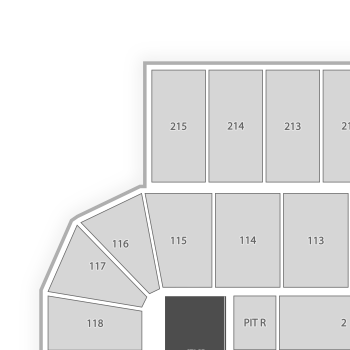 James Brown Arena Seating Chart Elcho Table