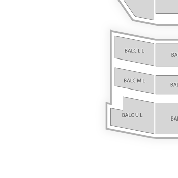 Florida theatre Seating Chart