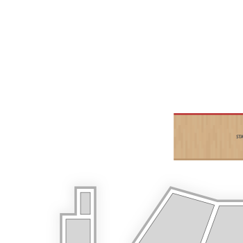 Wells fargo center for the arts seating chart concert map seatgeek